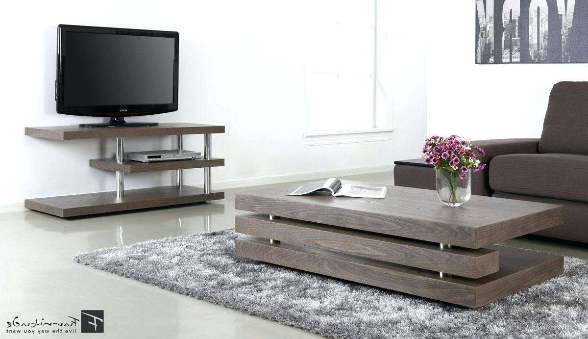 Coffee Table : Modern Tv Stands Enchanced The Living Room Pertaining To Coffee Tables And Tv Stands (View 9 of 15)