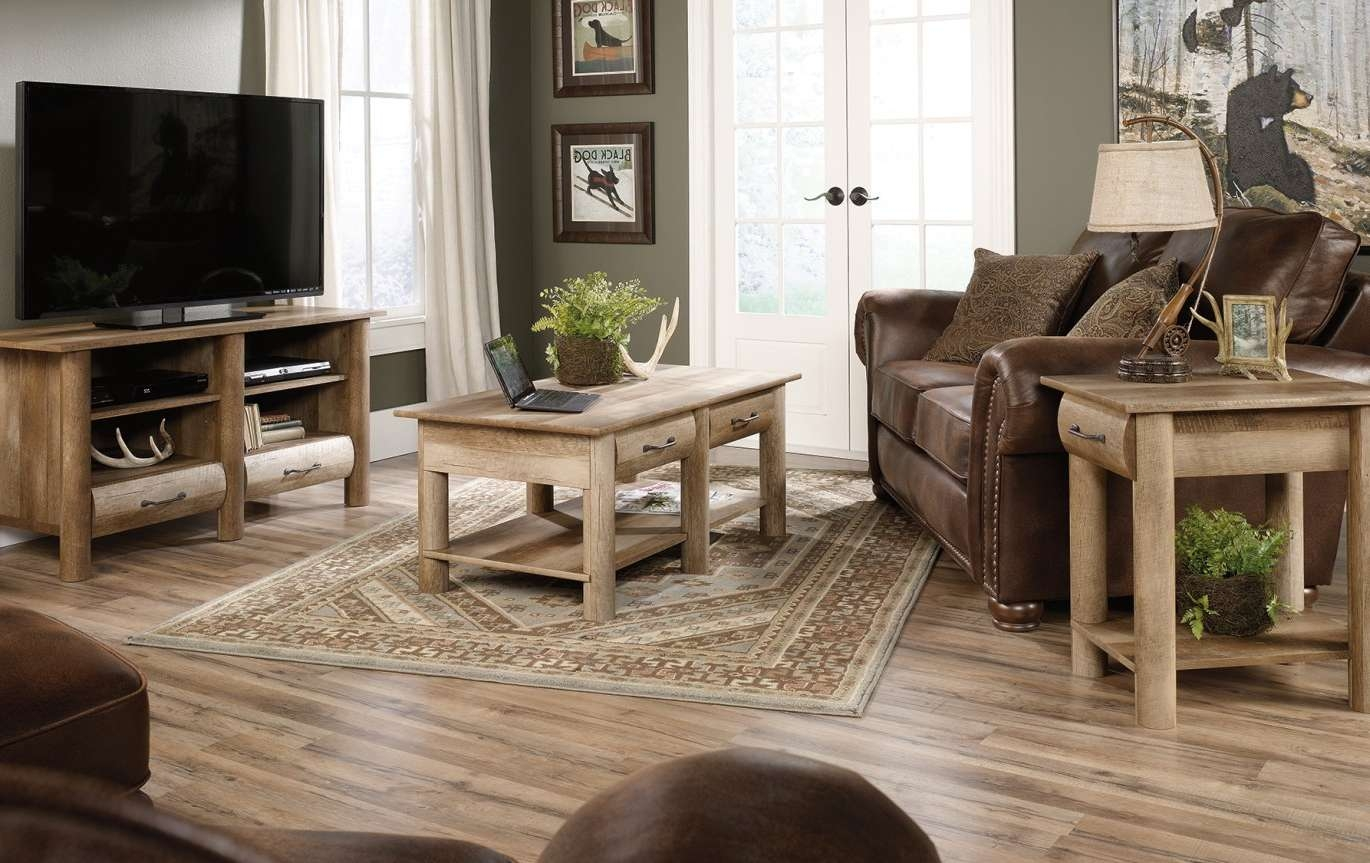 Coffee Table : Tv Cabinet And Coffee Table Sets Favorite Rustic Tv Intended For Tv Cabinets And Coffee Table Sets (View 8 of 20)