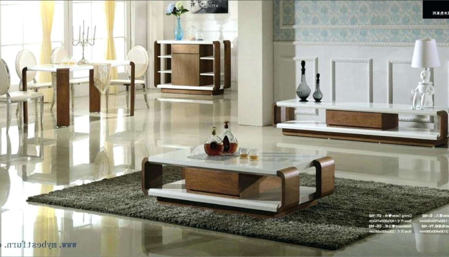 Coffee Table Tv Stand Set Furniture Laudable Inside Tables And