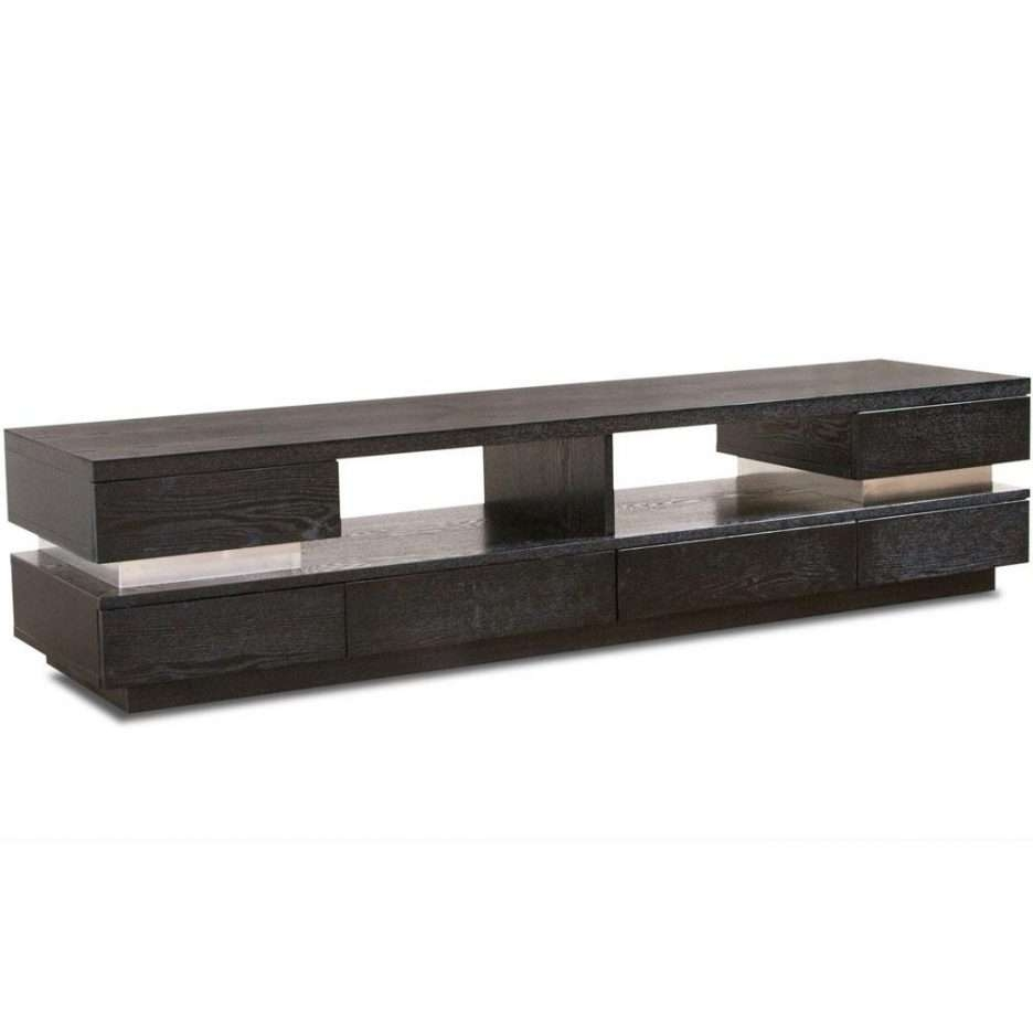 Console Tables : Custom Low Profile Media Console Design With For Long Low Tv Stands (View 15 of 15)