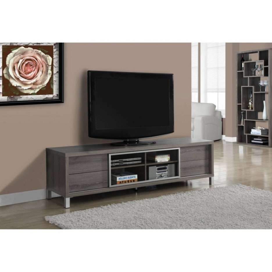 Console Tables : Inch Console Table Monarch Tv Stand Cappuccino Pertaining To Low Long Tv Stands (View 2 of 15)