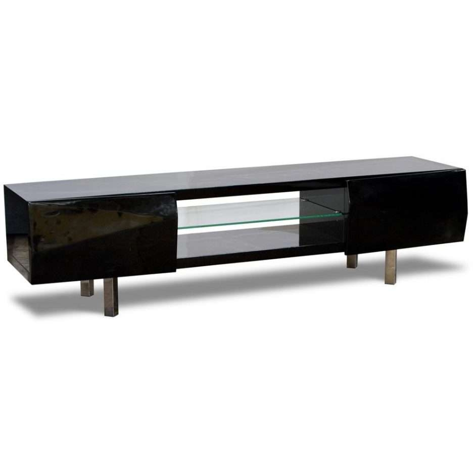 Console Tables : Long Low Profile Media Console Table With In Long Low Tv Cabinets (View 2 of 20)