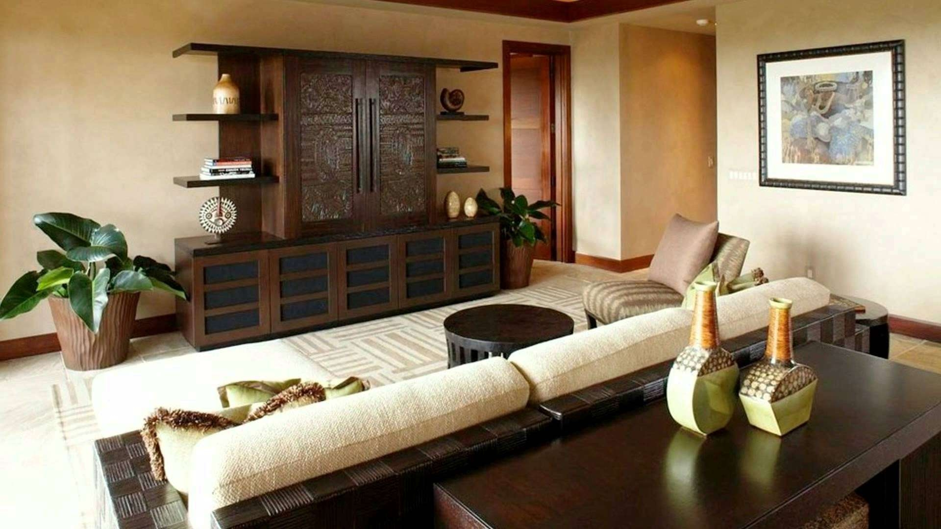 Contemporary Asian Interior Design Ideas – Youtube Inside Asian Tv Cabinets (View 4 of 20)