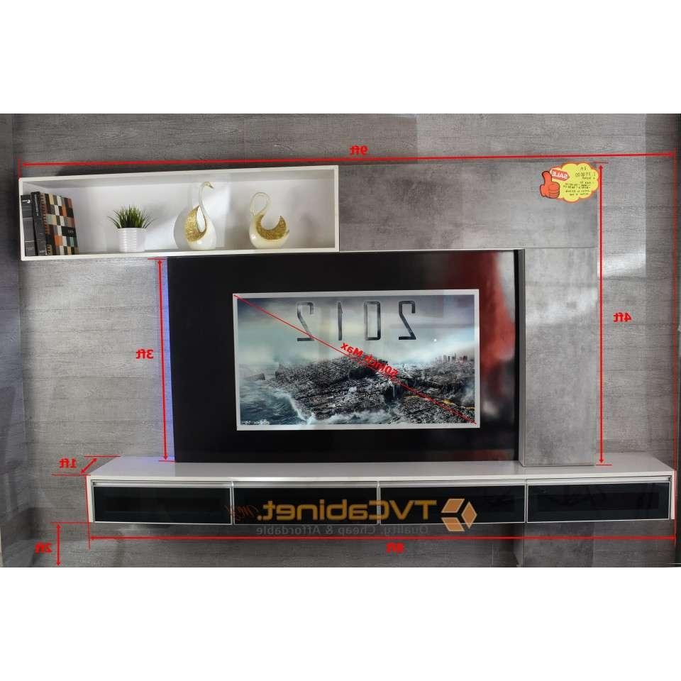 & Contemporary Tv Cabinet Design Tc001 Pertaining To Contemporary Tv Cabinets (View 1 of 20)