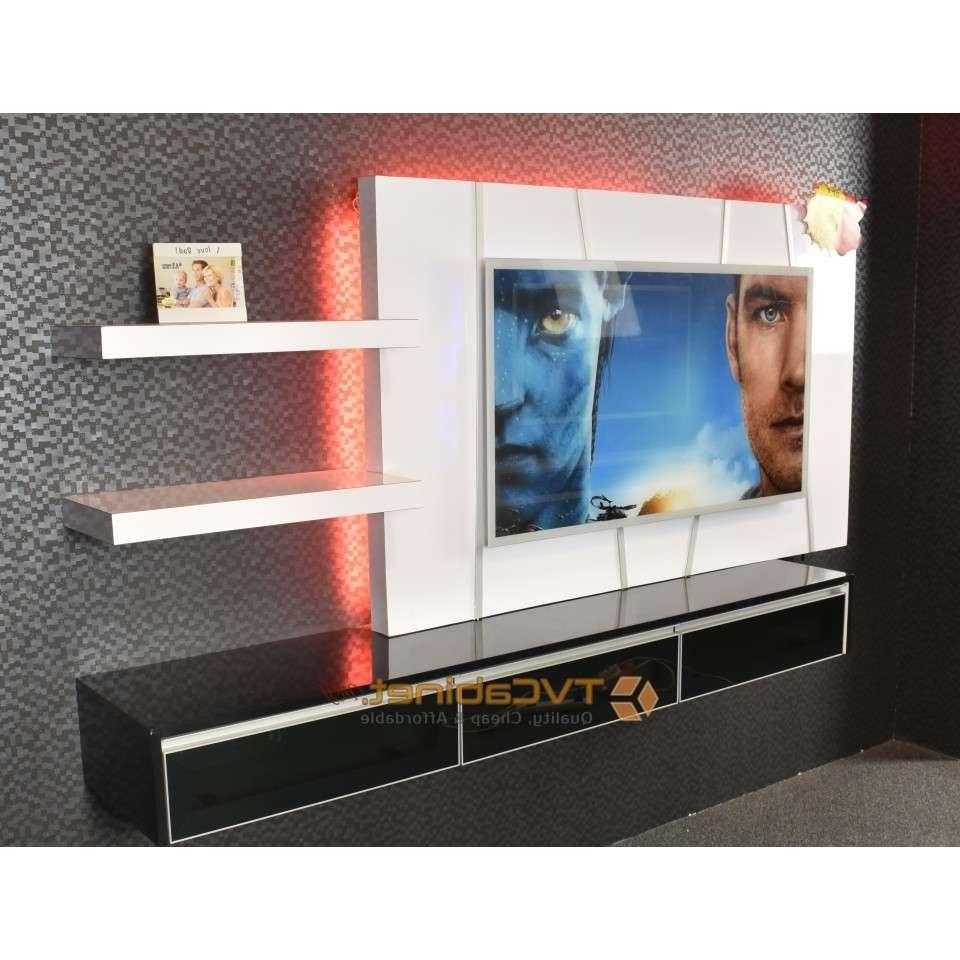 & Contemporary Tv Cabinet Design Tc007 With Regard To Contemporary Tv Cabinets For Flat Screens (View 1 of 20)