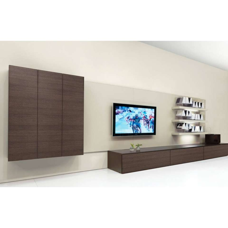 & Contemporary Tv Cabinet Design Tc100 Intended For Low Profile Contemporary Tv Stands (View 1 of 20)