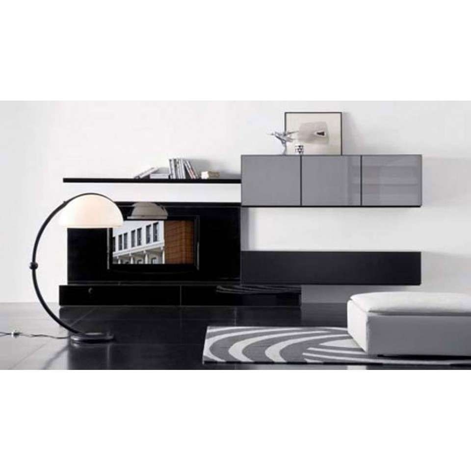 & Contemporary Tv Cabinet Design Tc116 With Modern Contemporary Tv Stands (View 4 of 20)