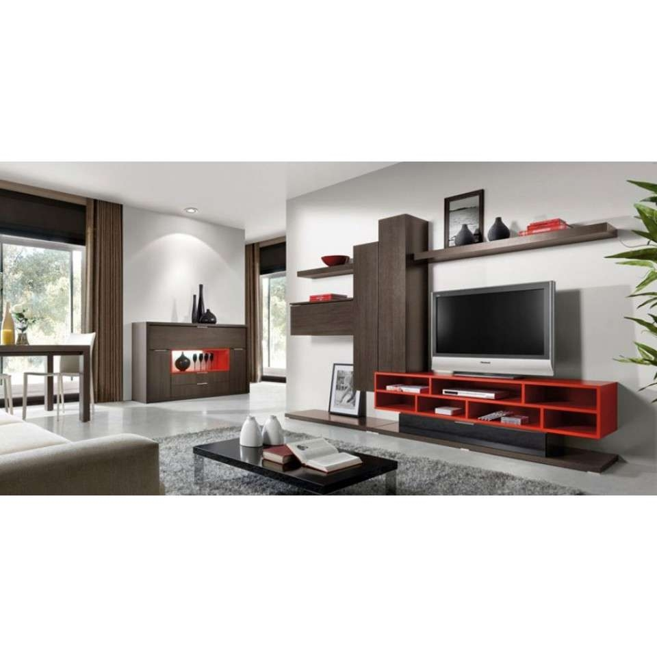 & Contemporary Tv Cabinet Design Tc118 With Modern Tv Cabinets Designs (View 4 of 20)
