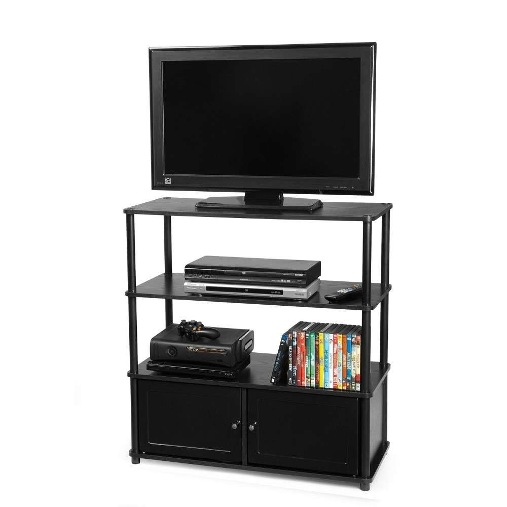 Convenience Concepts Designs2Go Highboy Tv Stand R5 125 : Rural King Throughout Highboy Tv Stands (View 7 of 15)