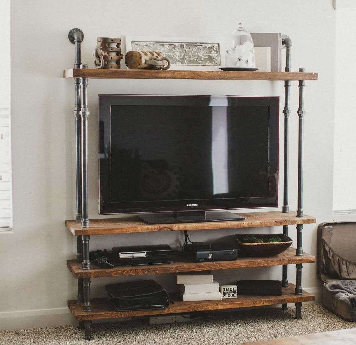 Cool Tv Stand, How To Choose A Tv Stand Tv Stands, Tvs And Regarding Cool Tv Stands (View 8 of 15)
