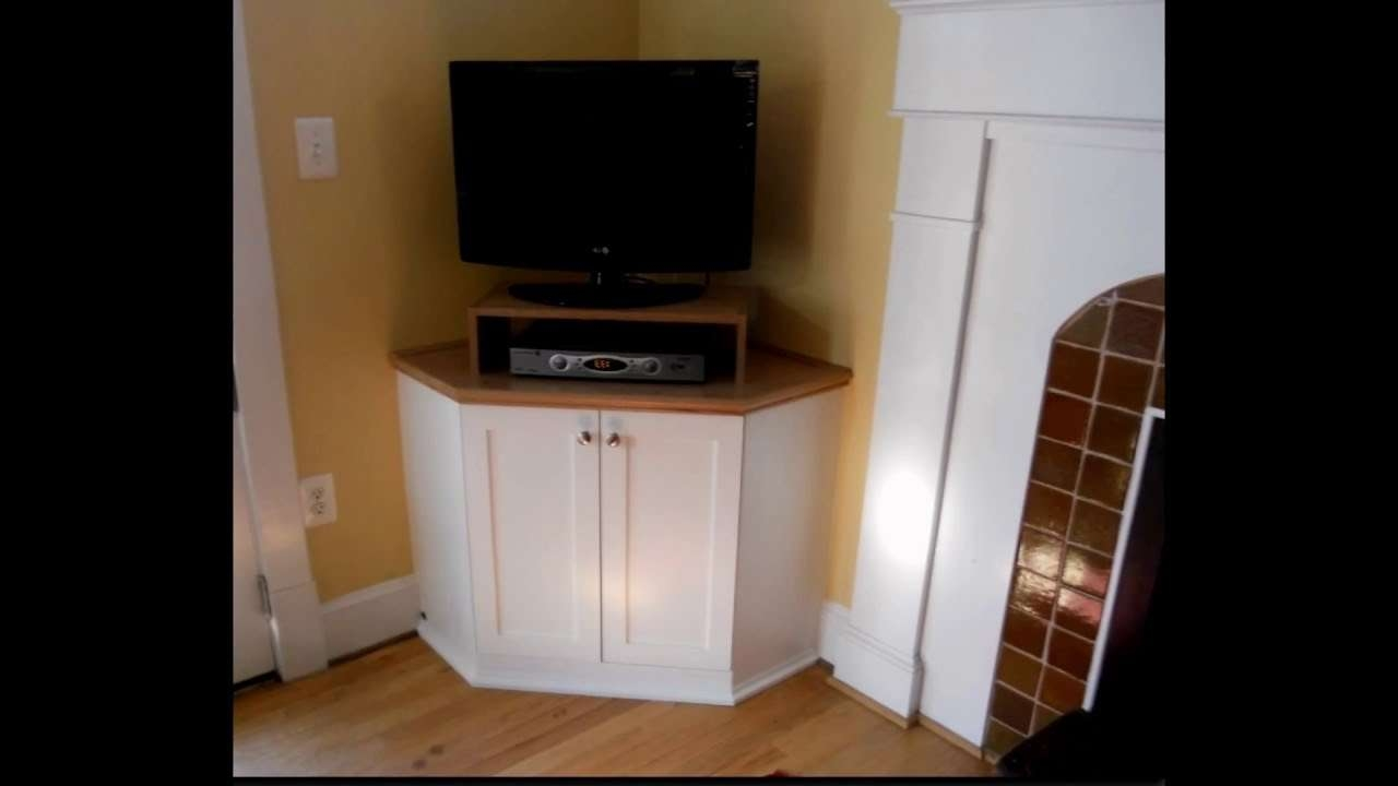 Corner Cabinet | Corner Curio Cabinet | Corner Tv Cabinet – Youtube Regarding Corner Tv Cabinets (View 3 of 20)