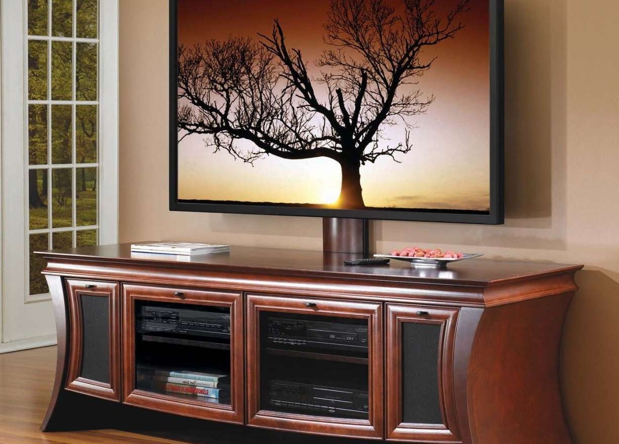 Corner Oak Tv Cabinets For Flat Screens With Doors Throughout Oak Tv Cabinets For Flat Screens (View 14 of 20)