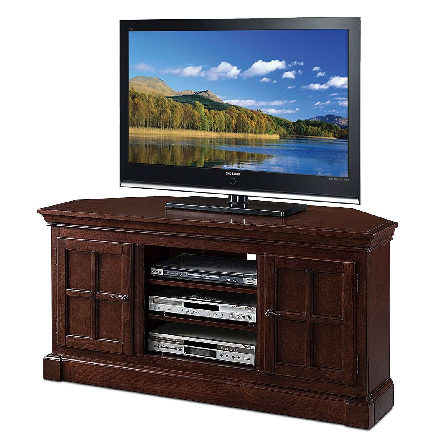 Corner Tv Stand 55 To 60 Inches Tags : 38 Remarkable Tv Stand 55 With Corner Tv Stands 40 Inch (View 2 of 20)