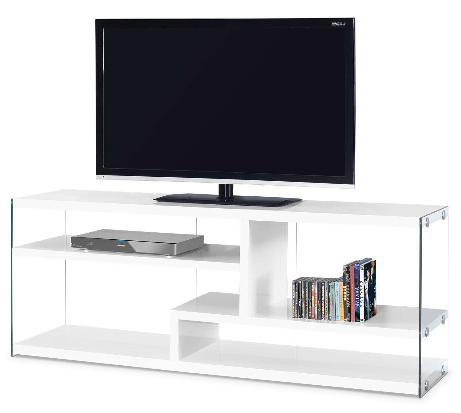 Corner Tv Stands & Tv Mounts | Leon's Pertaining To Funky Tv Stands (View 8 of 15)