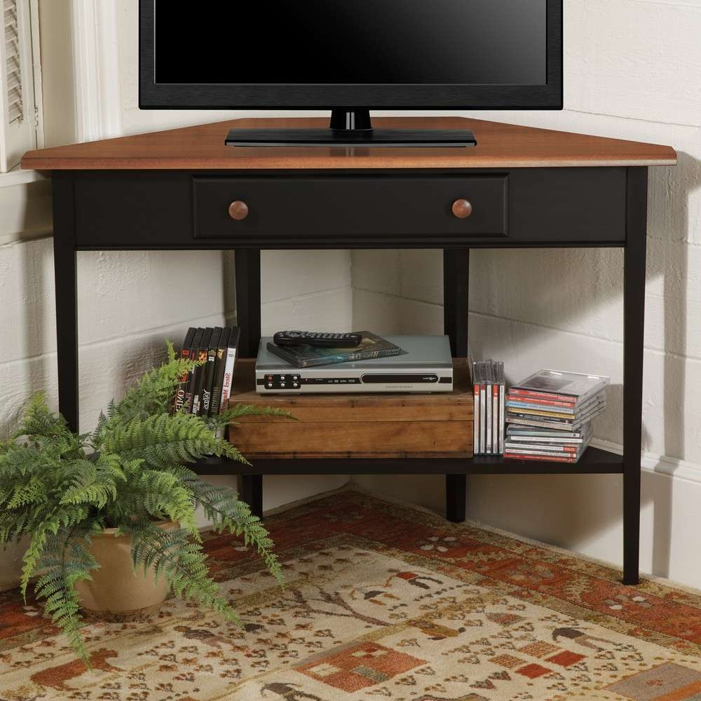 Country Shaker Corner Tv Stand | Sturbridge Yankee Workshop Intended For Country Style Tv Cabinets (View 6 of 20)