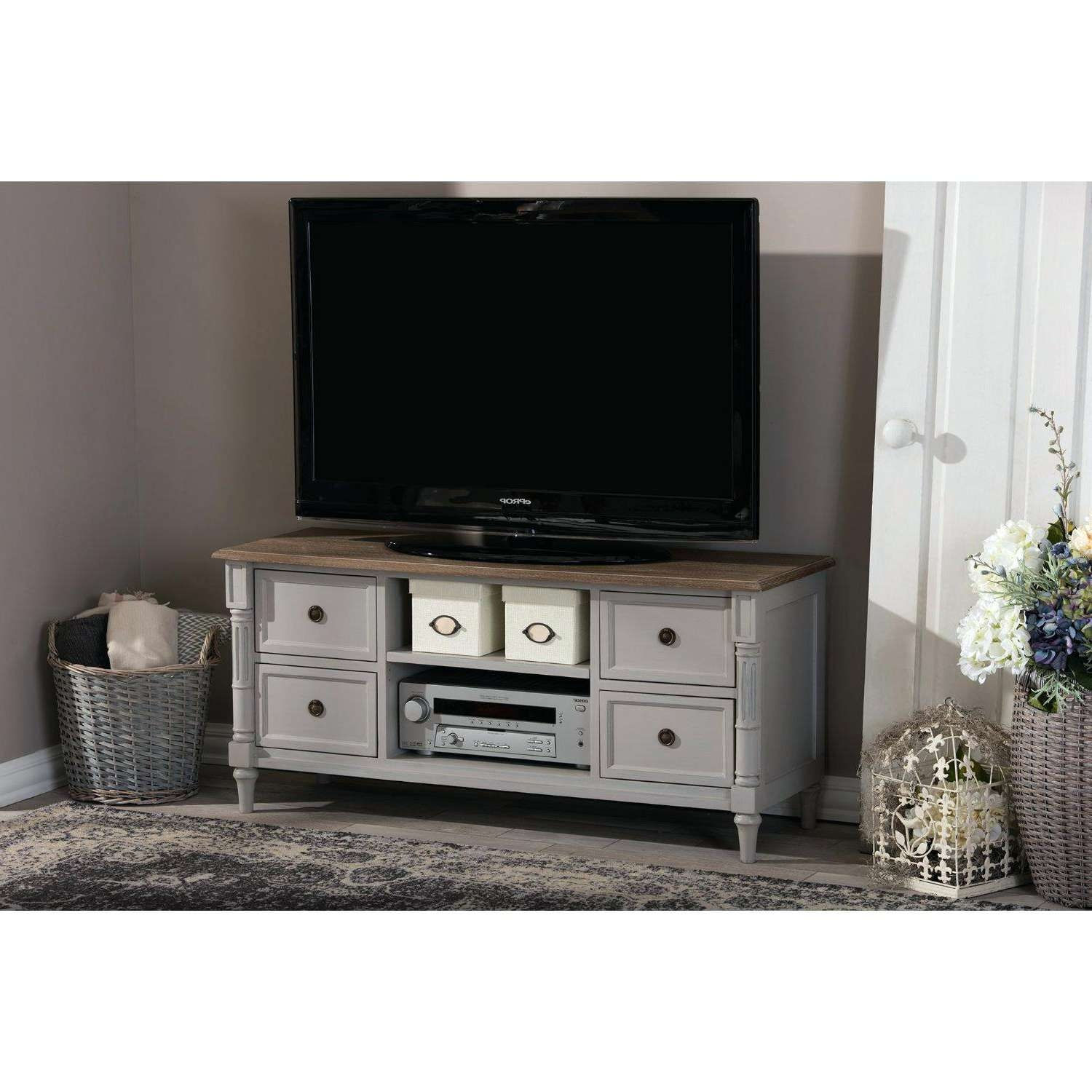Country Tv Stand (16 Photos) | Bathgroundspath Inside Country Tv Stands (View 6 of 15)