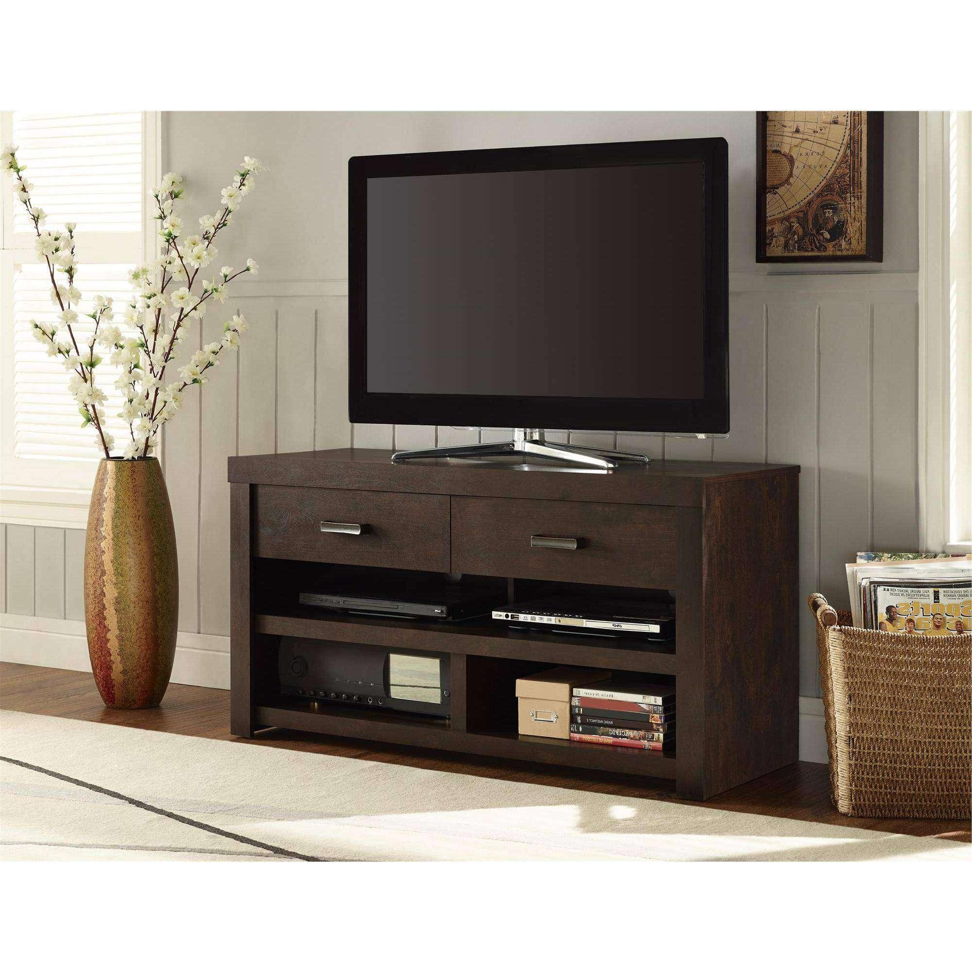 Featured Photo of Dark Walnut Tv Stands