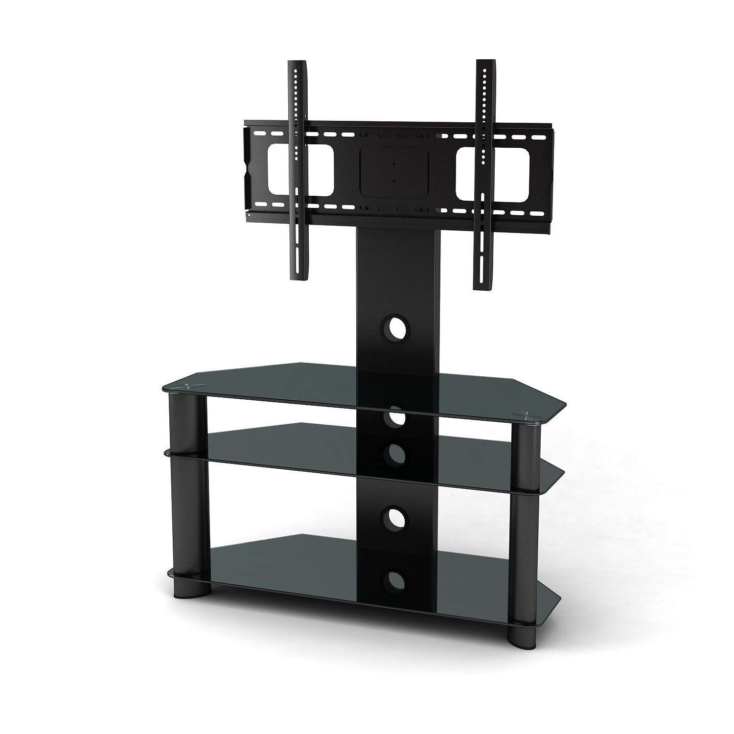 Decoration : Wall Mounted Media Cabinet Flat Tv Stand Bedroom Tv Throughout Wall Mount Adjustable Tv Stands (View 6 of 20)
