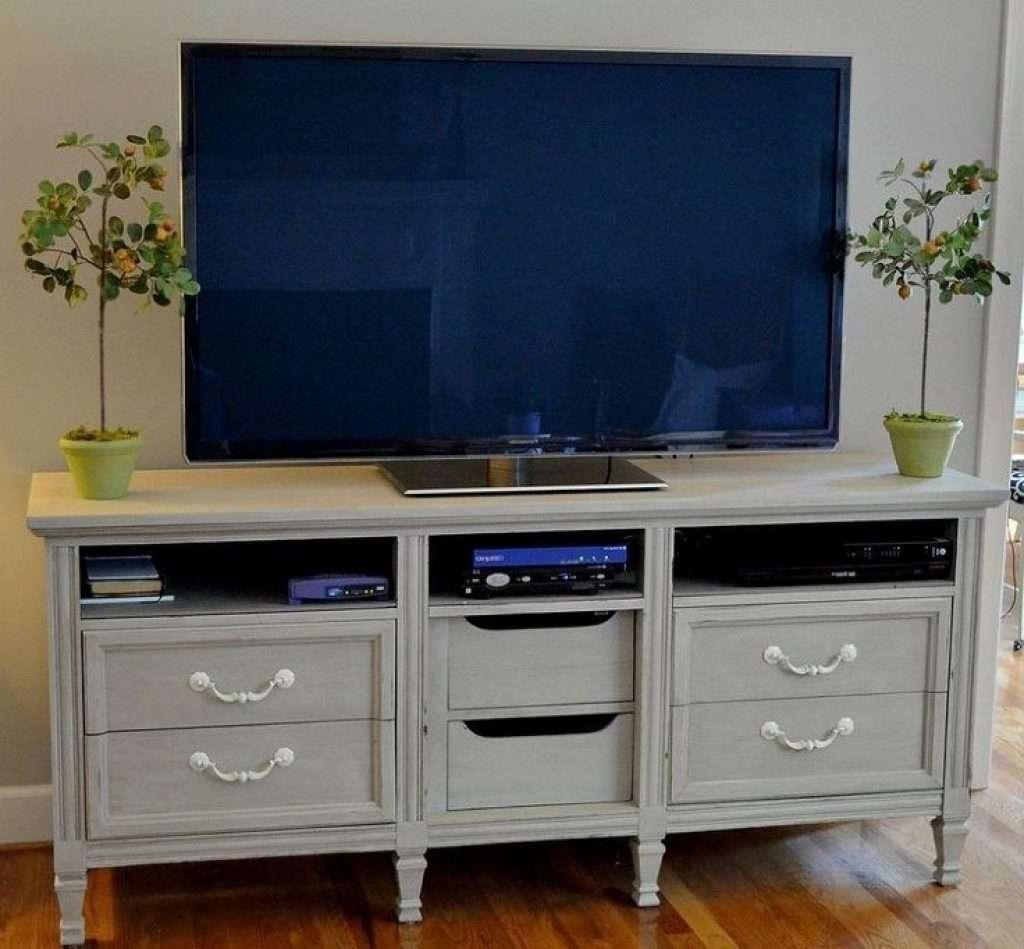 Dresser: Best 25 Dresser Tv Stand Ideas On Pinterest | Dresser To In Dresser And Tv Stands Combination (View 9 of 15)