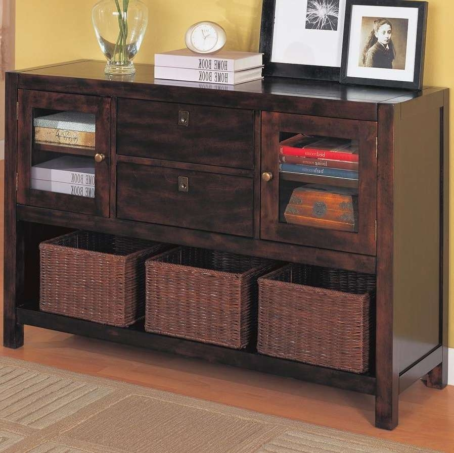 Dresser With Wicker Basket Drawers : Favorite Storage Dresser With Within Tv Stands With Storage Baskets (View 4 of 15)