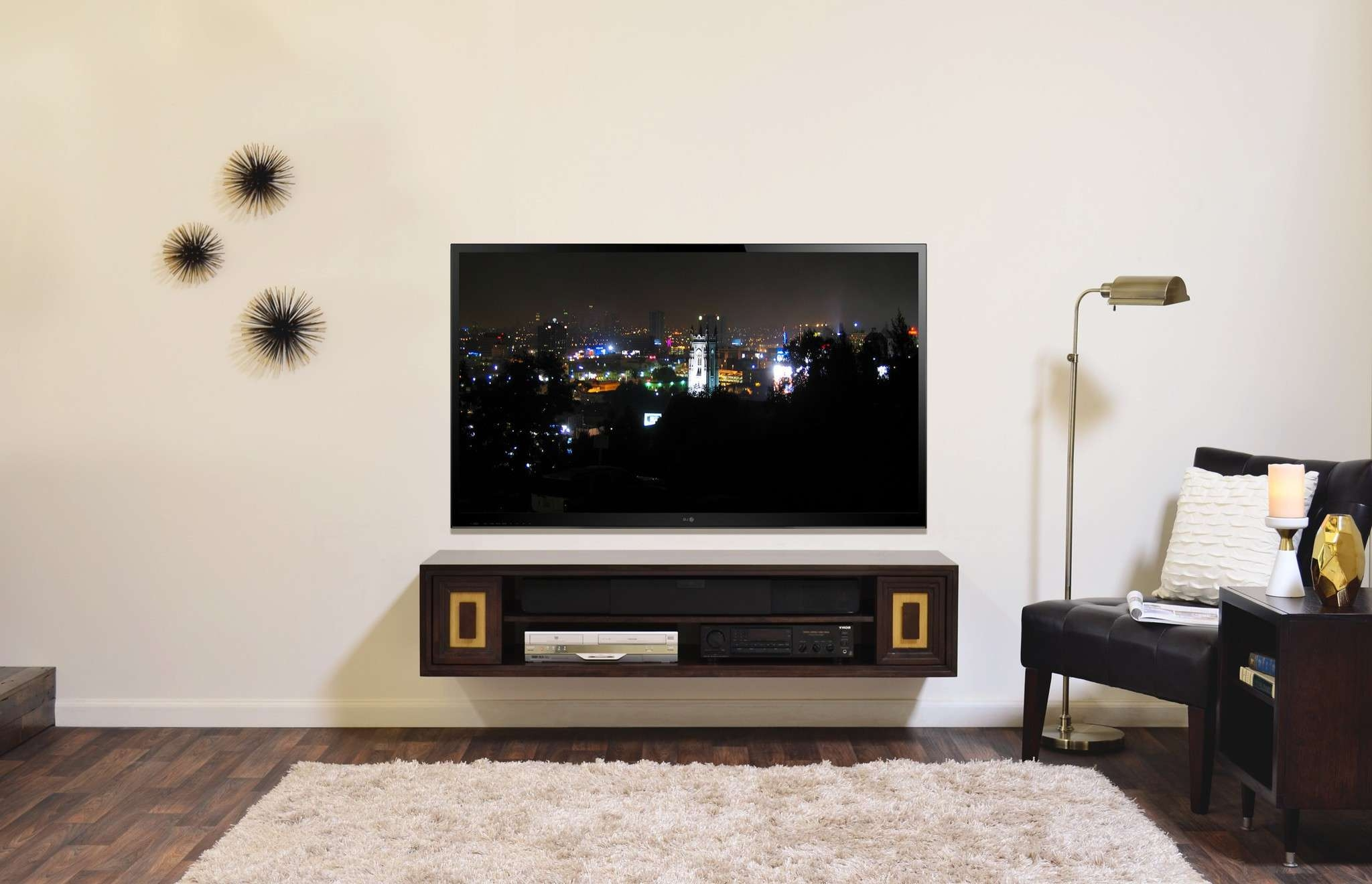 ✓ White High Gloss Finish Wooden Tv Cabinet Stand Set With, Tv Throughout Wooden Tv Cabinets (View 14 of 20)