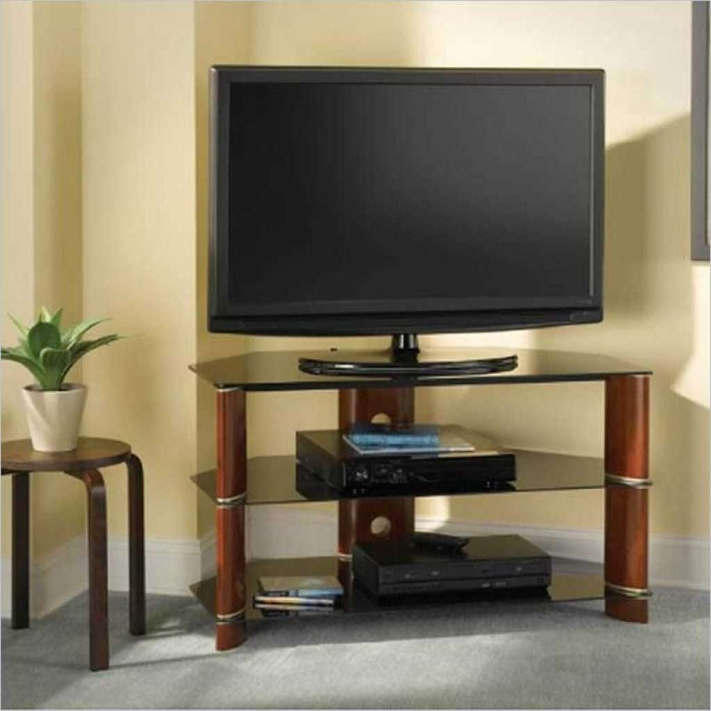 Elegant Glass Corner Tv Stands For Flat Screen Tvs – Mediasupload For Glass Corner Tv Stands For Flat Screen Tvs (View 4 of 15)