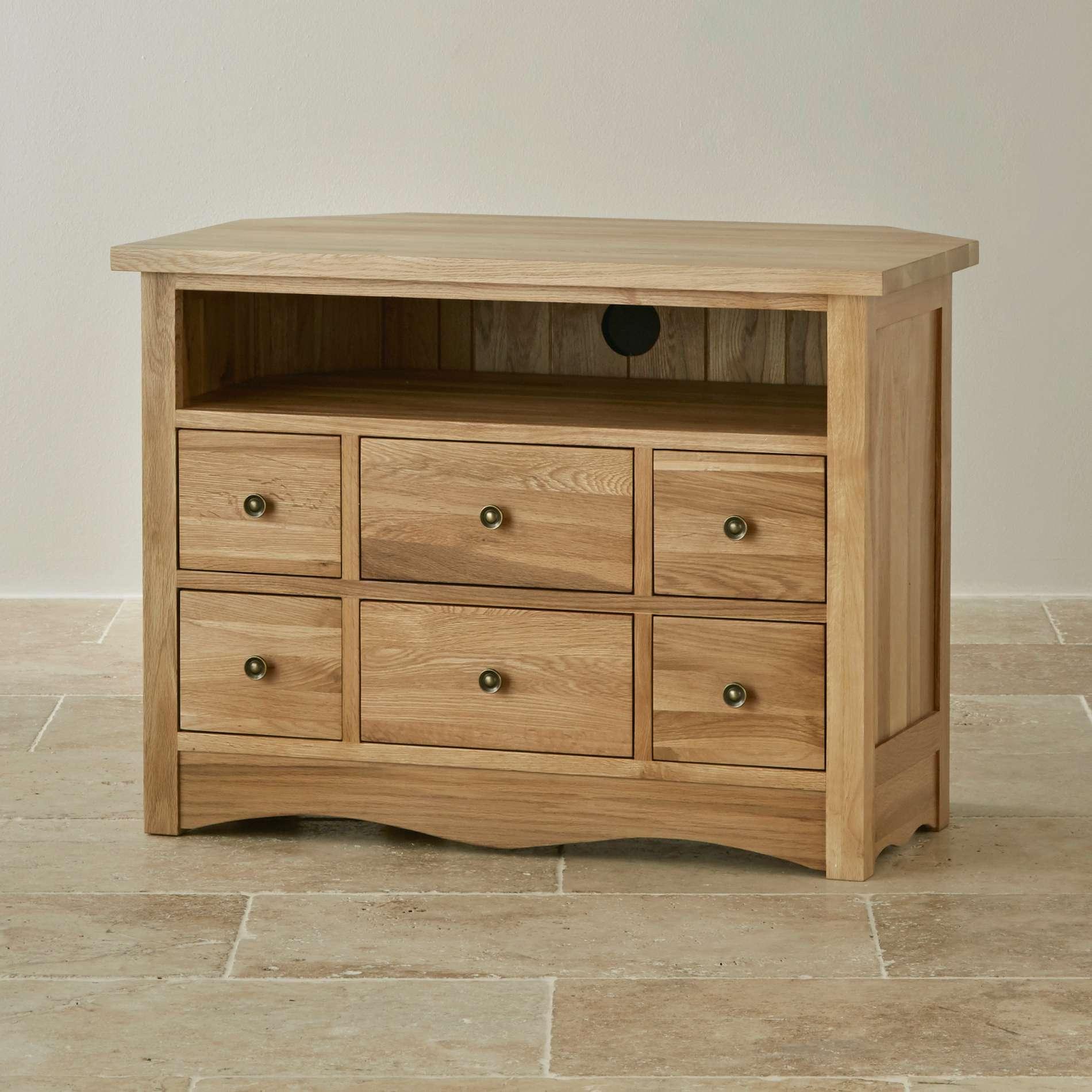 Elegant Oak Corner Tv Stand 24 On Small Home Remodel Ideas With For Small Oak Corner Tv Stands (View 14 of 15)
