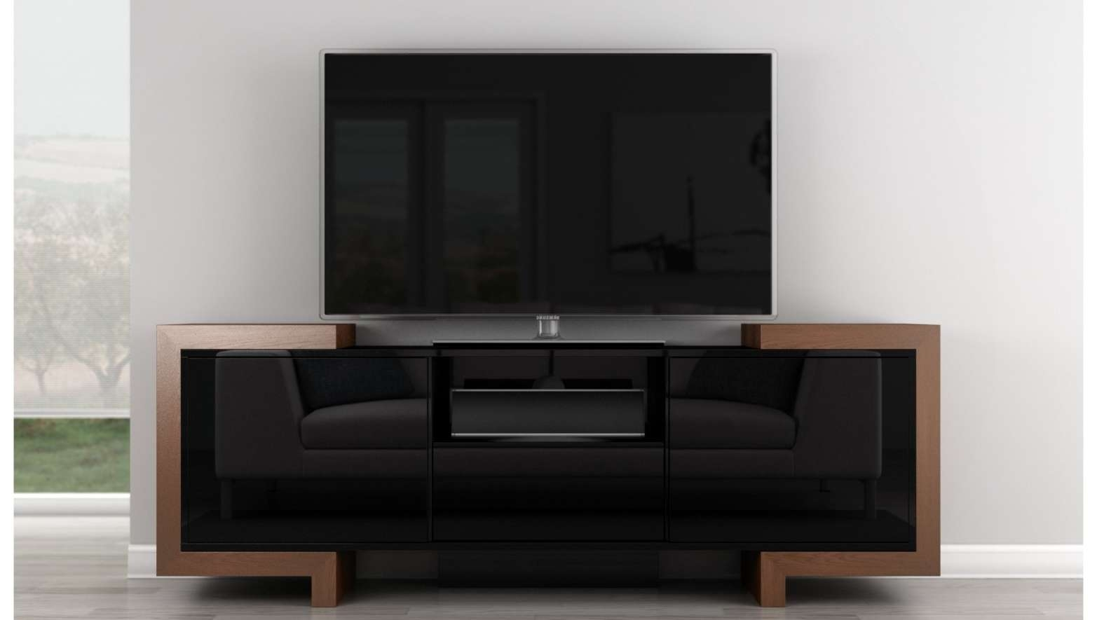 Engaging 65 Inch Tv Stands With Integrated Mount Tags : 65 Inch Tv Within 65 Inch Tv Stands With Integrated Mount (View 2 of 15)