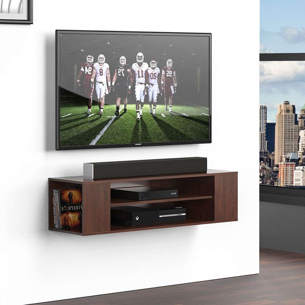 Entertainment Shelf | Ebay For Single Shelf Tv Stands (View 3 of 15)
