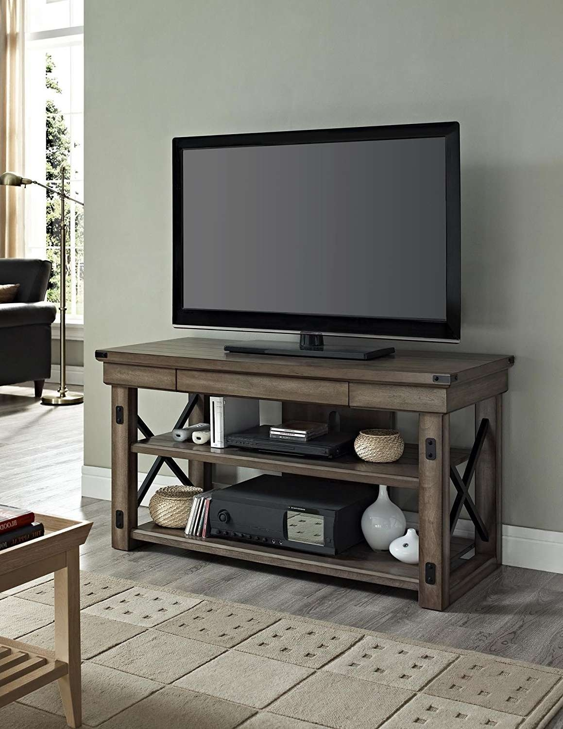 Epic Rustic Tv Stand 55 For Home Remodel Ideas With Rustic Tv For Rustic Tv Stands (View 4 of 20)