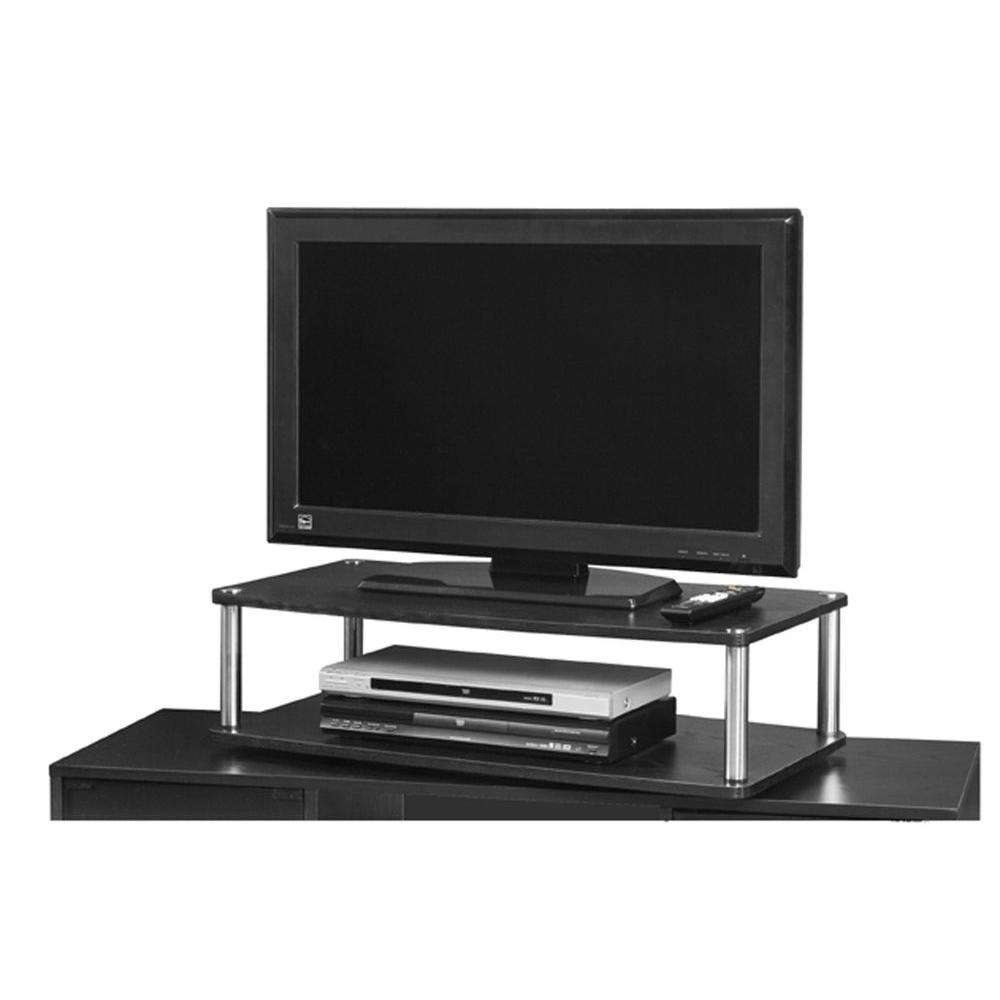 Examplary Convenience Concepts Designs2go Tv Monitor Swivel Board Intended For Turntable Tv Stands (View 14 of 15)