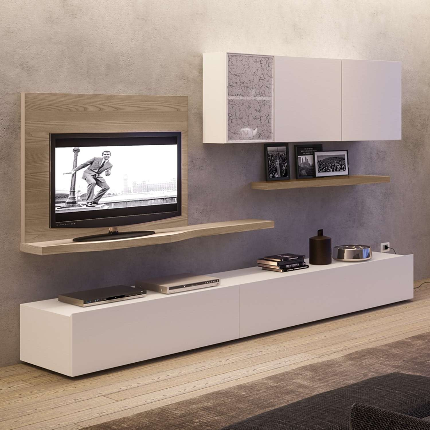 Excellent Modular Tv Stand With Storage Showcasing Mounting Wall Throughout Modular Tv Stands Furniture (View 2 of 15)