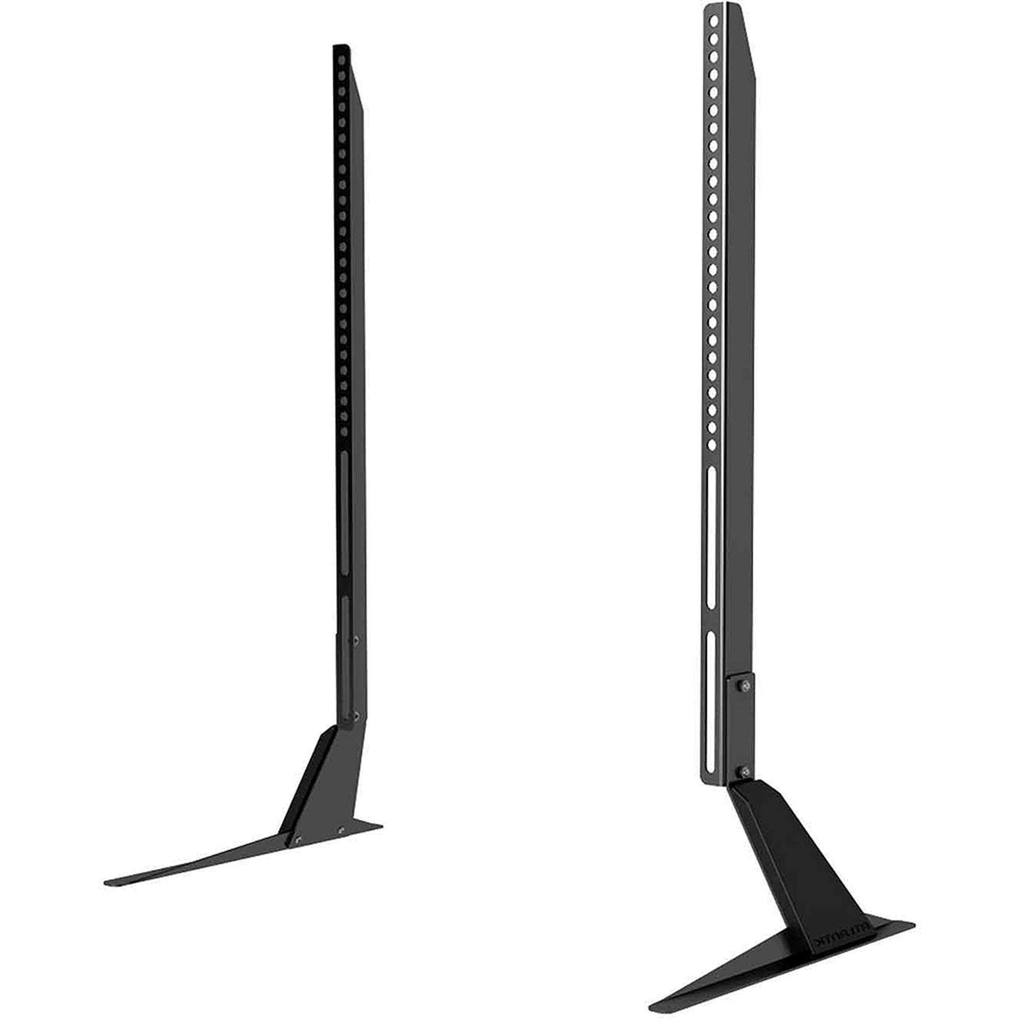 Fitueyes Universal Tabletop Tv Stand Base For 37 To 60 Inch Led Regarding Universal 24 Inch Tv Stands (View 3 of 15)