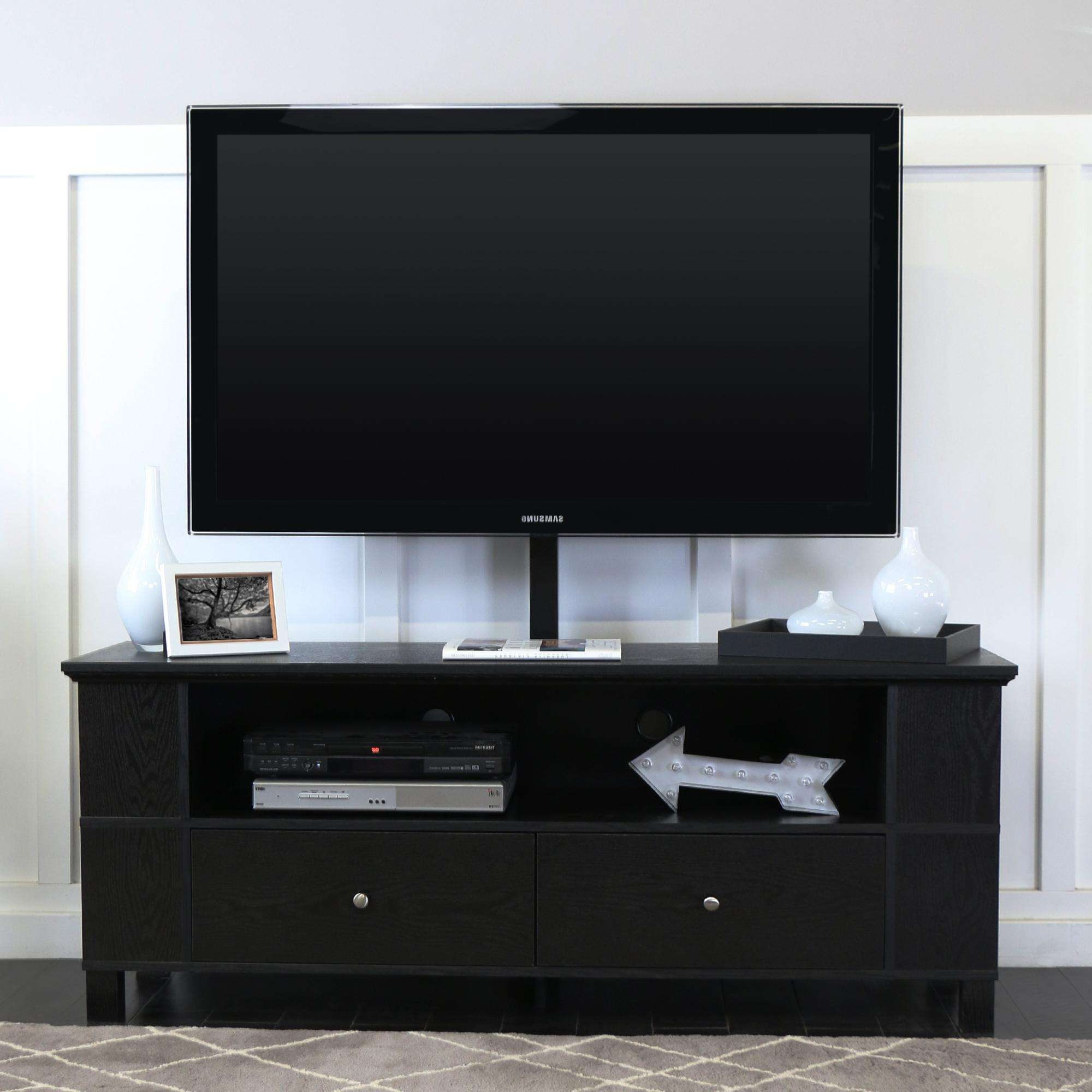 Furniture: Awesome Cymax Tv Stands With Cool Concepts Design With Corner 60 Inch Tv Stands (View 6 of 15)