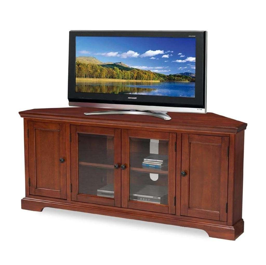 Furniture: Classic Hal Hexagonal Solid Wood Corner Tv Stand Within Solid Wood Corner Tv Stands (View 8 of 20)