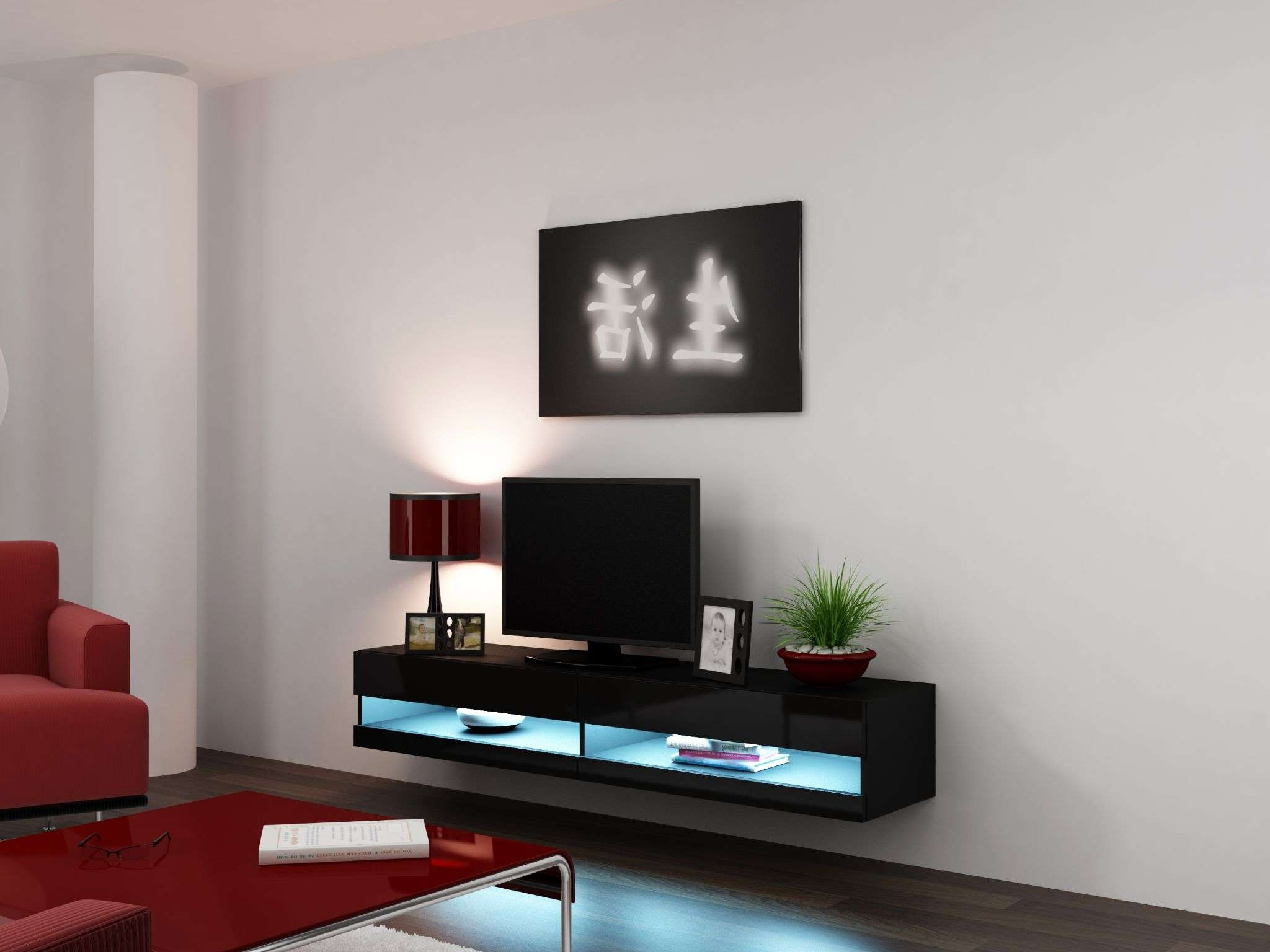 Furniture: Classy Floating Tv Stand For Home Furniture Ideas With Throughout Classy Tv Stands (View 6 of 20)