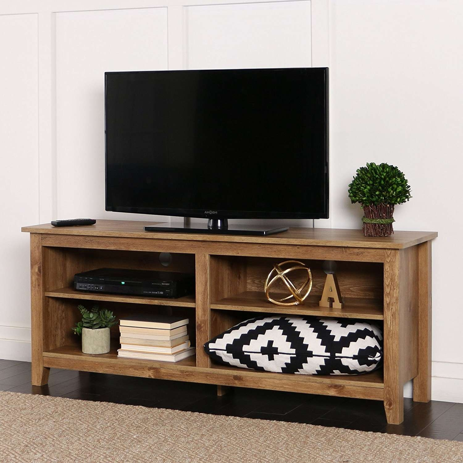 Furniture: Corner Tv Stands For 55 Inch Tv | Tv Stands For Flat Within Corner Tv Stands For 55 Inch Tv (View 6 of 15)