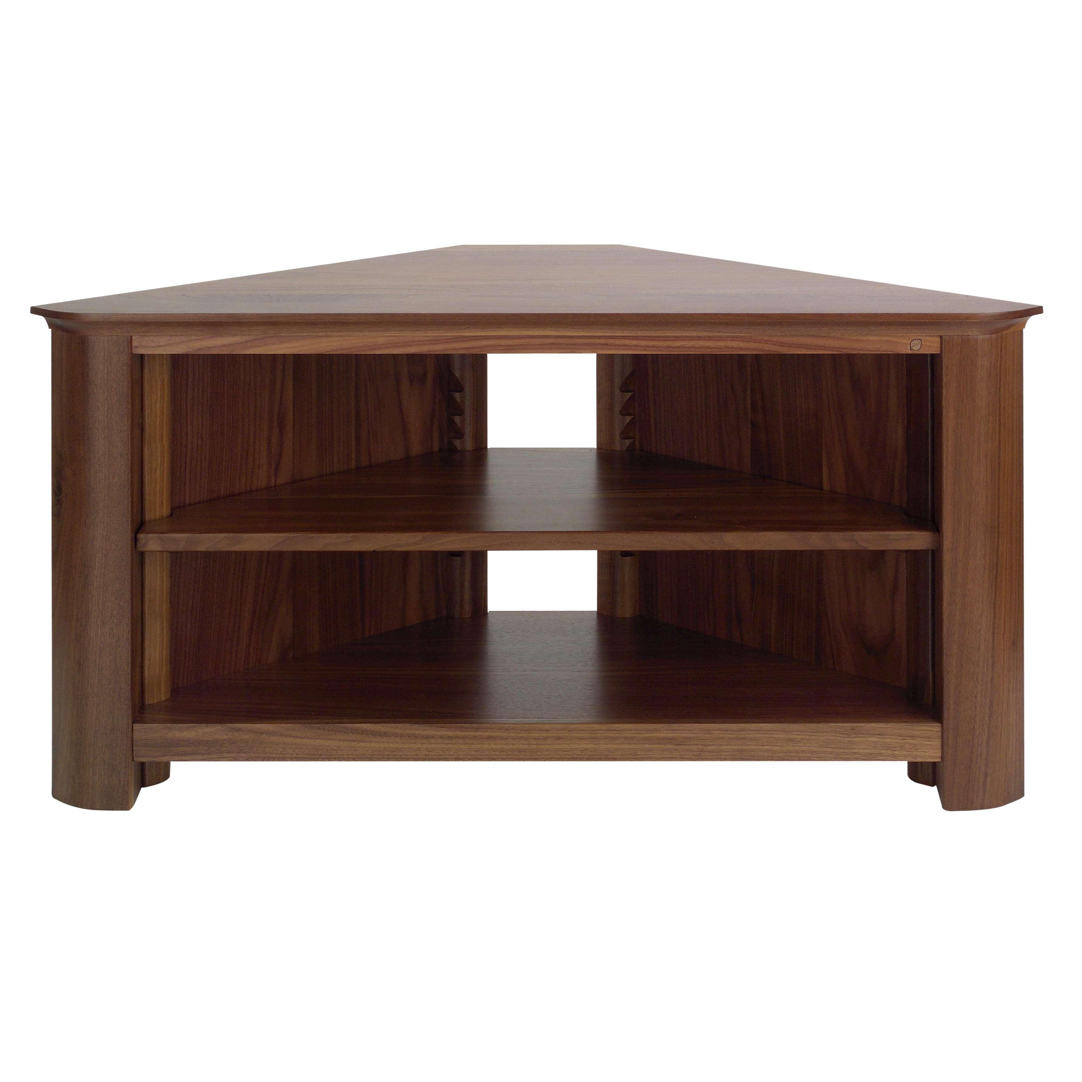 Furniture. Spacious Corner Unit Tv Stands Design (View 6 of 15)