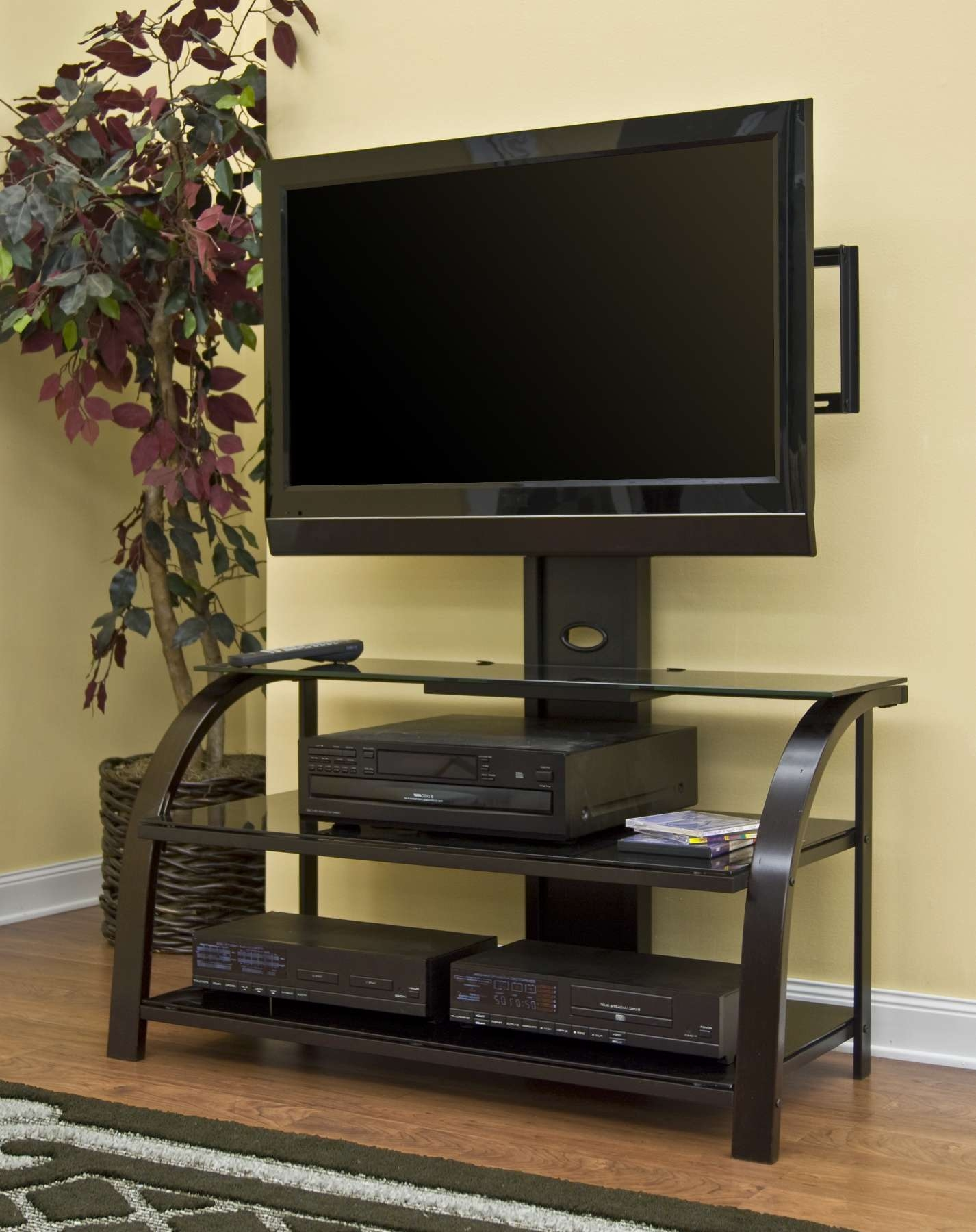 Furnitures : Tv Stand With Mount Inch Furniture The Living Room Intended For Denver Tv Stands (View 4 of 15)