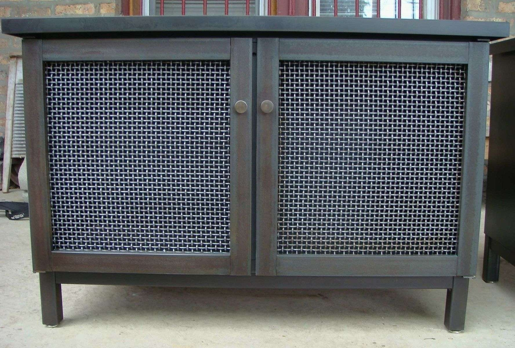Hand Made Cabinet & Radiator Cover – Industrial Modernandrew Throughout Radiator Cover Tv Stands (View 3 of 15)
