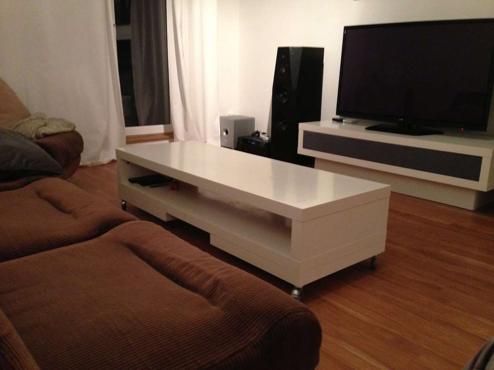 Heiß Lack Tv Unit Coffee Table Ikea Ikea Lack Tv Stand Hack Modern With Coffee Tables And Tv Stands (View 15 of 20)