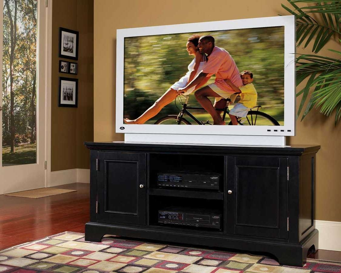 Home Styles The Bedford Entertainment Stand 88 5531 12 At Throughout Bedford Tv Stands (View 6 of 15)