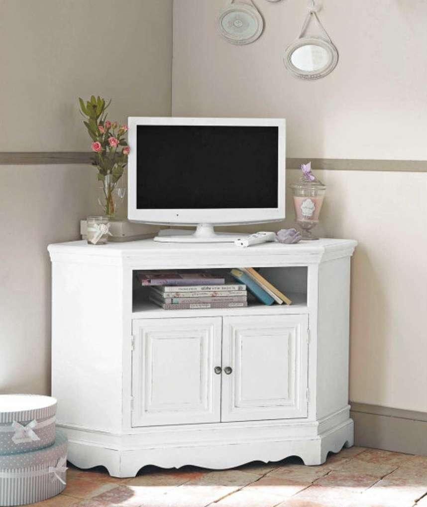 How To Select A Small Corner Tv Stand | Homedcin Within Small Corner Tv Stands (View 20 of 20)