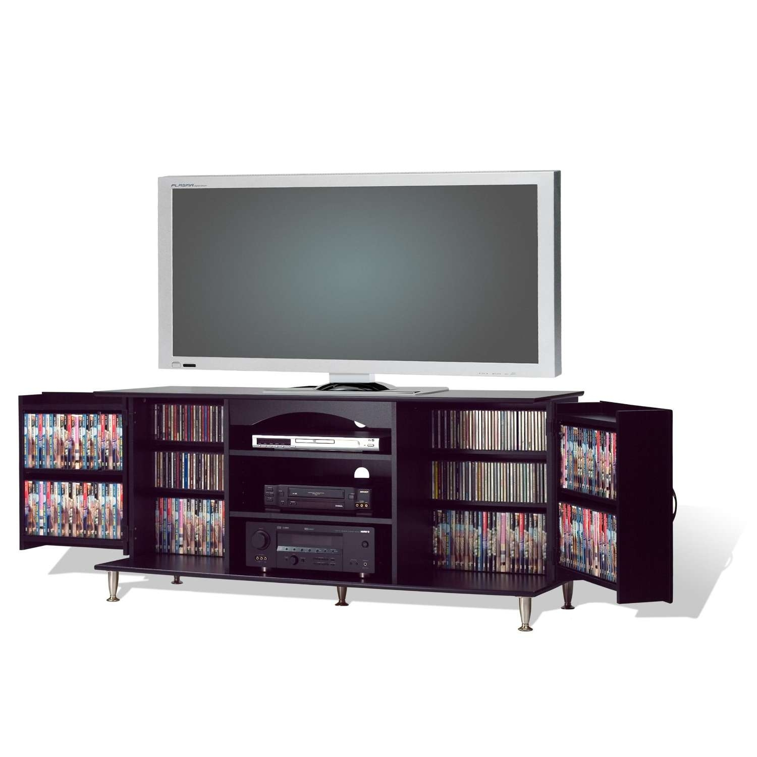 Ideas For How To Install The Tv In Living Room Without Best Stands For Dvd Tv Stands (View 6 of 20)