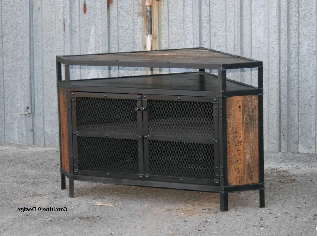 Il Fullxfull 636419214 R8of Industrial Media Cabinet Rack Vintage Inside Vintage Industrial Tv Stands (View 9 of 15)