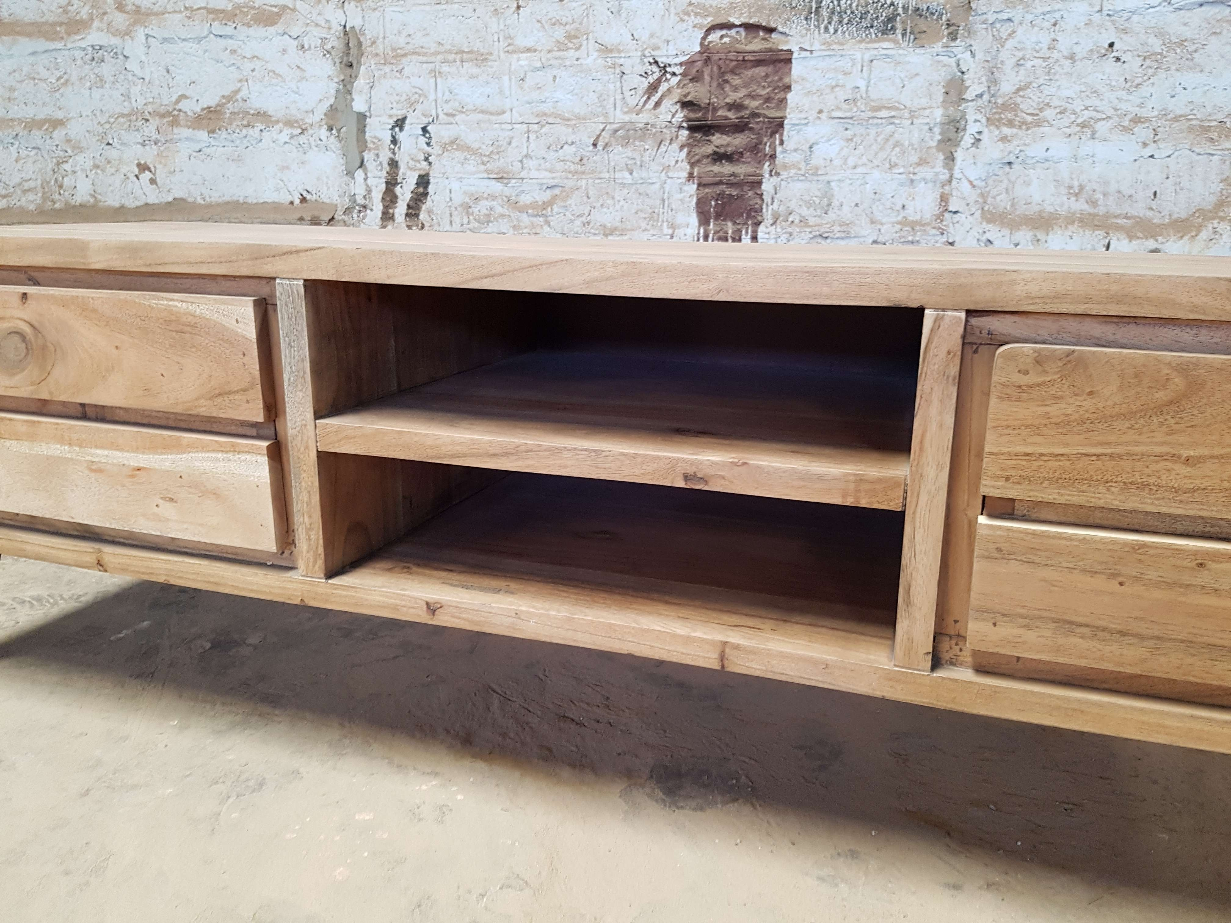 Industrial Furniture – Scandinavian Wooden Tv Cabinet Scandus With Within Scandinavian Tv Stands (View 6 of 15)