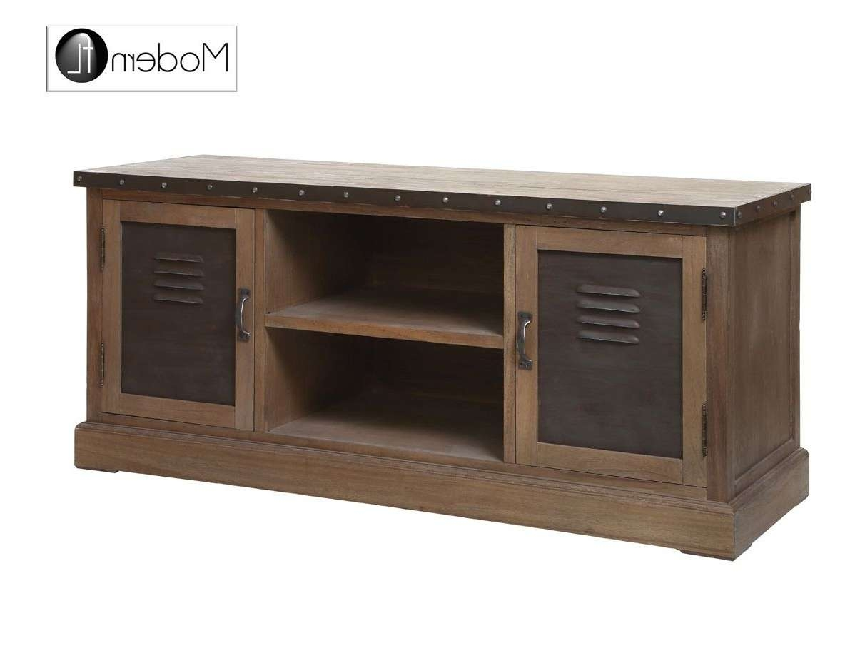 Featured Photo of Industrial Style Tv Stands