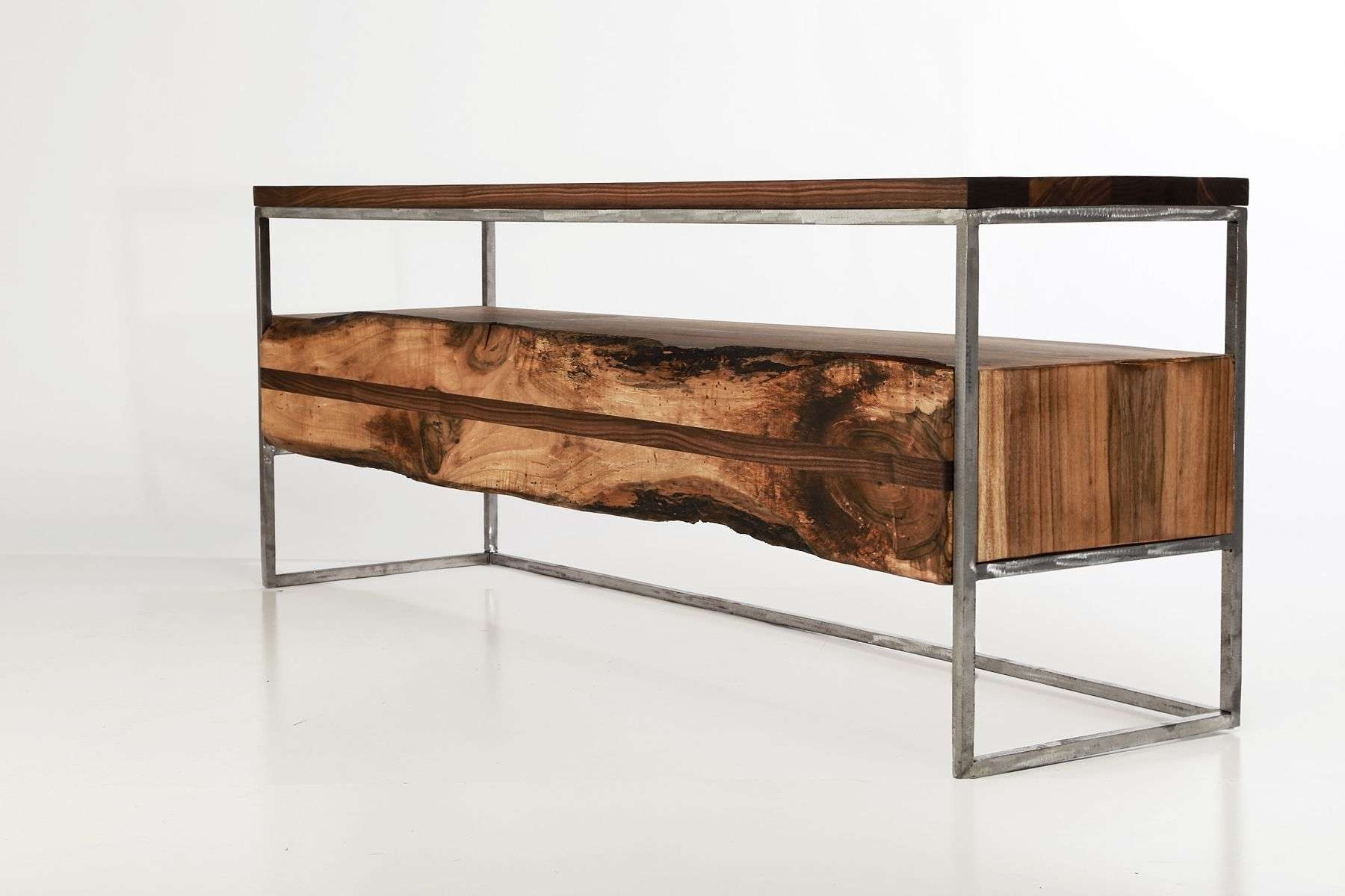 Industrial Style Tv Stand Awesome On Modern Home Decoration Also Within Industrial Style Tv Stands (View 8 of 15)