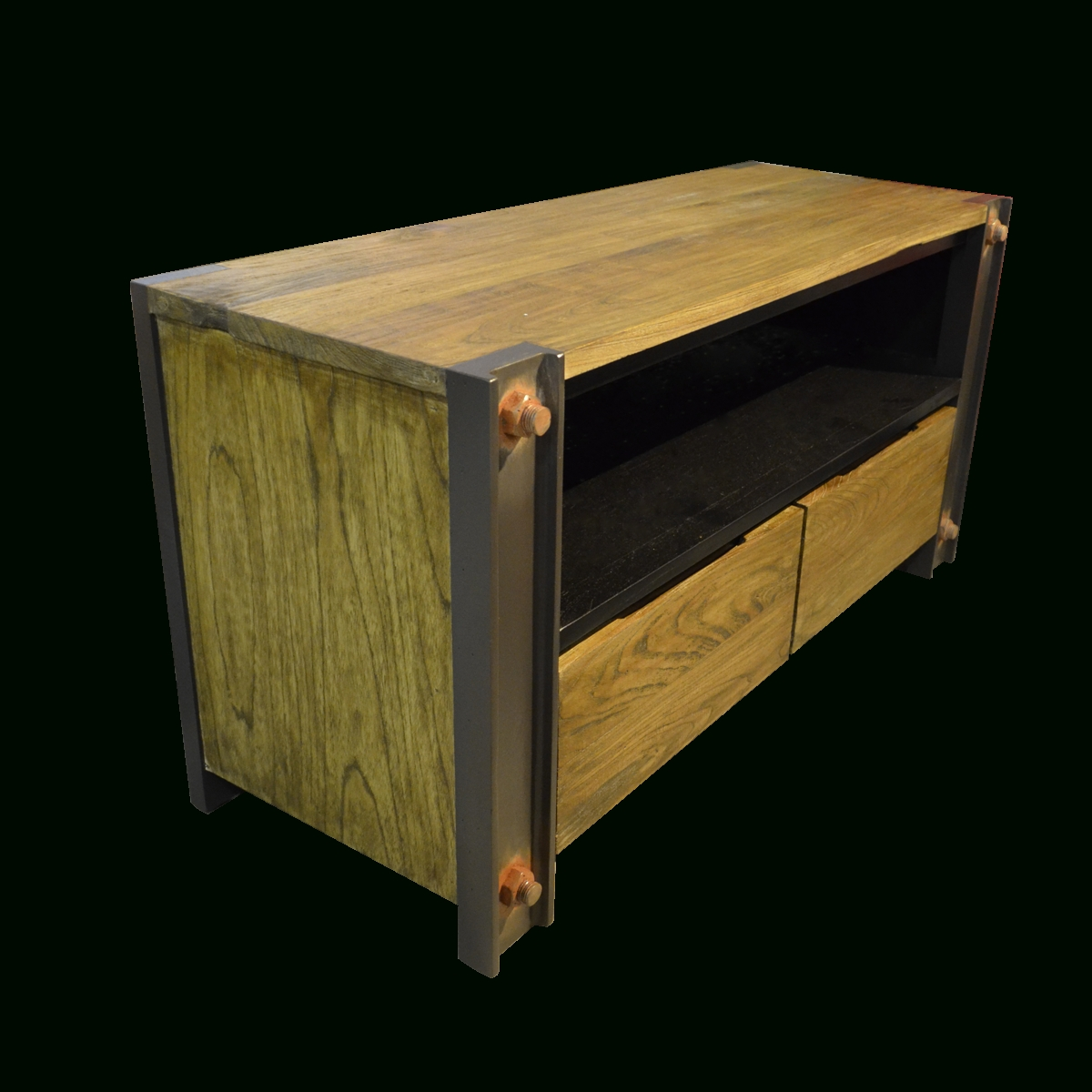 Industrial Tv Cabinet – Hanks | Furniture & Home Décor | Fortytwo In Industrial Tv Cabinets (Gallery 12 of 20)