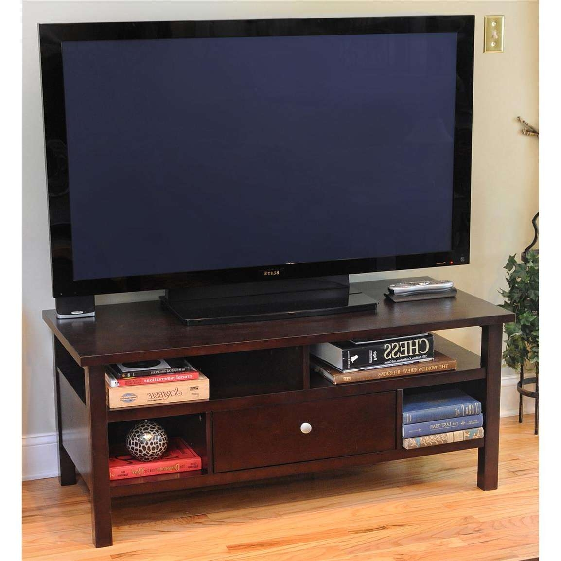Innovative Flat Screen Tv Tall Flat Screen Tv Stand Home Design Regarding Wooden Tv Stands For Flat Screens (Gallery 10 of 15)